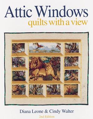Quilt Pattern Attic Window My Quilt Pattern